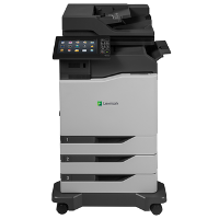 Lexmark CX860dtfe printing supplies