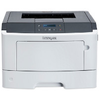 Lexmark MS410d printing supplies