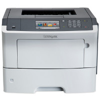 Lexmark MS610de printing supplies