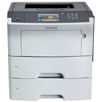 Lexmark MS610dte printing supplies
