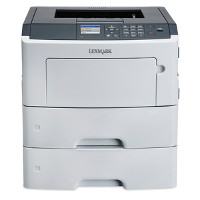 Lexmark MS610dtn printing supplies