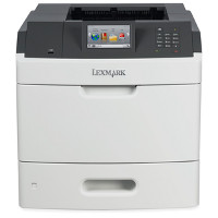 Lexmark MS810de printing supplies