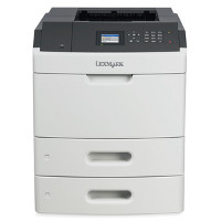 Lexmark MS811dtn printing supplies