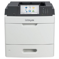 Lexmark MS812de printing supplies