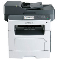 Lexmark MX510de printing supplies