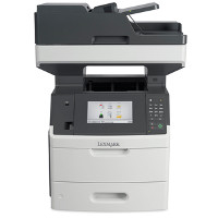 Lexmark MX710de printing supplies