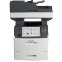 Lexmark MX711de printing supplies