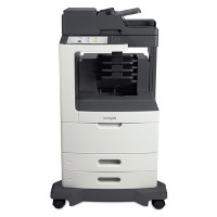 Lexmark MX810dme printing supplies