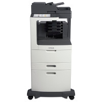 Lexmark MX810dxme printing supplies