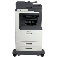 Lexmark MX811dpe printing supplies