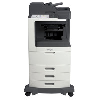 Lexmark MX811dte printing supplies