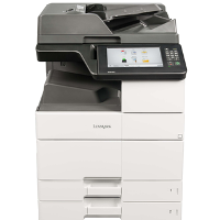 Lexmark MX910de printing supplies
