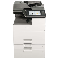 Lexmark MX912dxe printing supplies