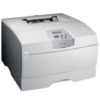 Lexmark T430d printing supplies