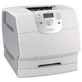 Lexmark T640dn printing supplies
