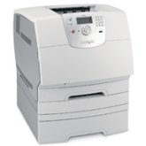 Lexmark T640dtn printing supplies