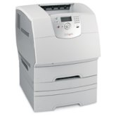 Lexmark T642dtn printing supplies