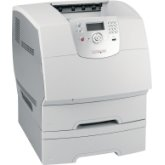 Lexmark T642tn printing supplies