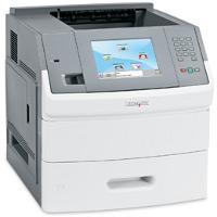 Lexmark T656dne consumibles de impresión