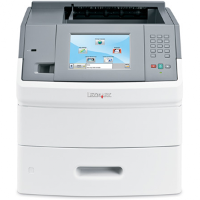 Lexmark TS656dne consumibles de impresión