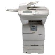 Lexmark X634dte MFP printing supplies