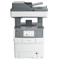 Lexmark X746de printing supplies