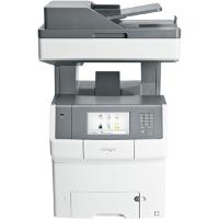 Lexmark X748de printing supplies