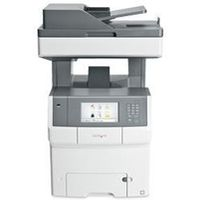 Lexmark X748dte printing supplies