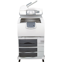 Lexmark X780 consumibles de impresión