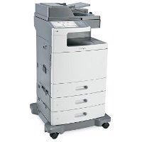 Lexmark X792dte printing supplies