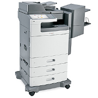 Lexmark X792dtfe printing supplies