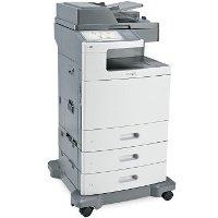 Lexmark X792dtme printing supplies