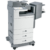 Lexmark X792dtpe printing supplies