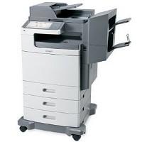 Lexmark X792dtse printing supplies