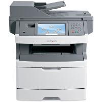 Lexmark XS463de printing supplies