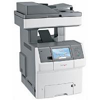 Lexmark XS736de printing supplies