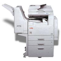 Lanier 5222 printing supplies