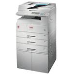 Lanier 5515 printing supplies