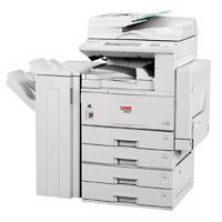 Lanier LD132c printing supplies