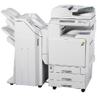 Lanier LD345c printing supplies