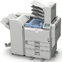 Lanier LP 550c printing supplies