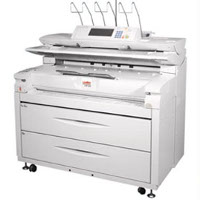 Lanier LW410 printing supplies