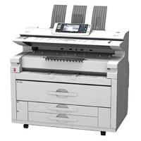 Lanier LW5100 printing supplies