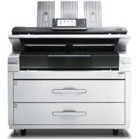 Lanier MP W7100 printing supplies