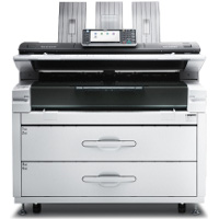 Lanier MP W8140 printing supplies