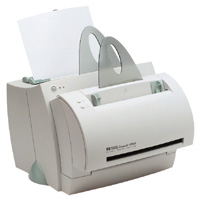 Hewlett Packard LaserJet 1100axi printing supplies