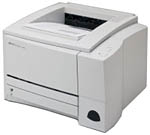 Hewlett Packard LaserJet 2200 printing supplies