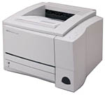 Hewlett Packard LaserJet 2200dse printing supplies