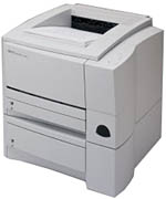 Hewlett Packard LaserJet 2200dtn printing supplies
