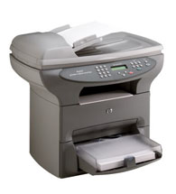 Hewlett Packard LaserJet 3320n mfp printing supplies